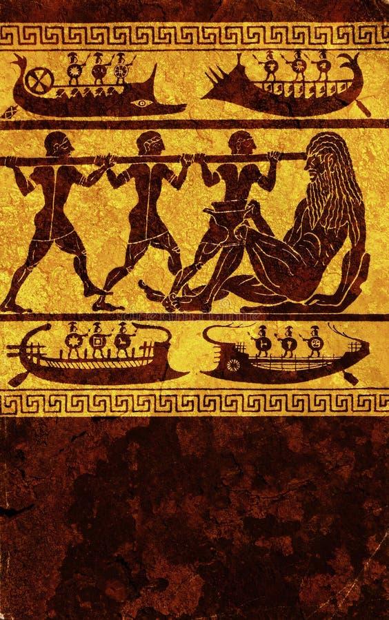 Mitologia greca fotografia stock libera da diritti