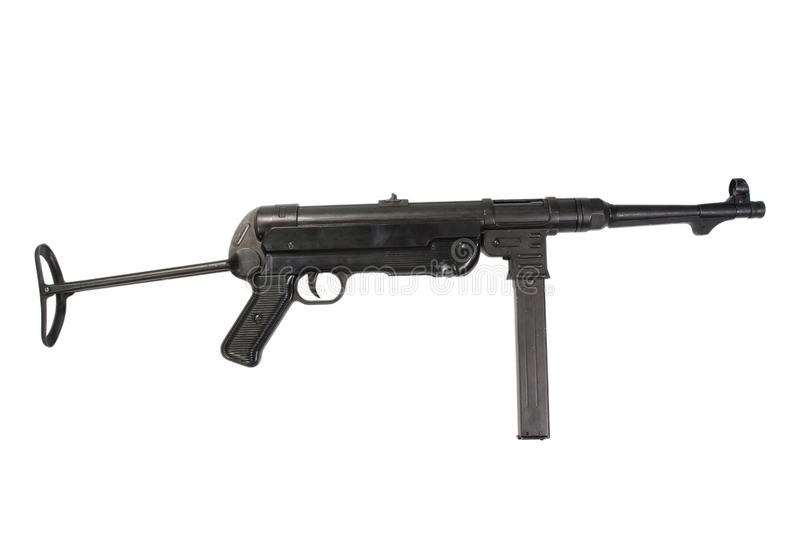 Mitraillette MP40 images stock
