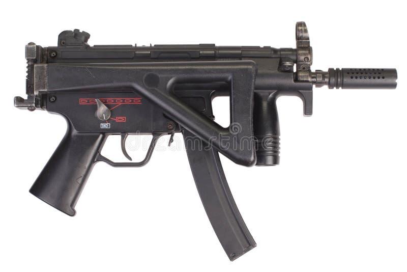 Mitraillette MP5 image libre de droits