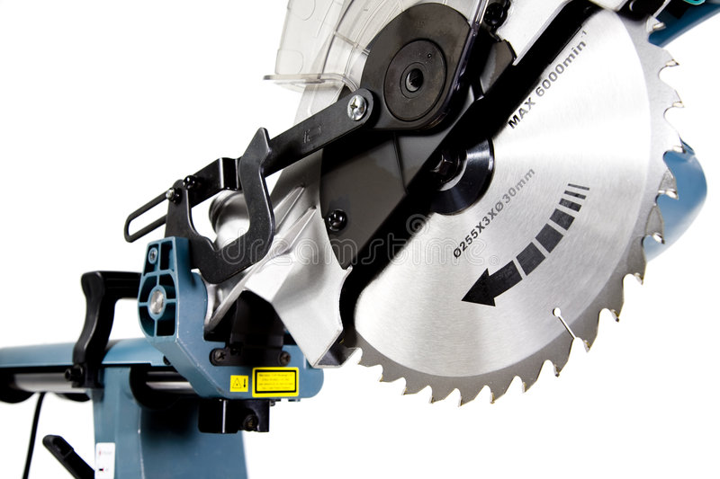 Download Mitre Saw stock image. Image of blade, woodwork, circular - 3999431
