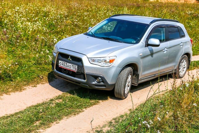 Mitsubishi ASX photos libres de droits