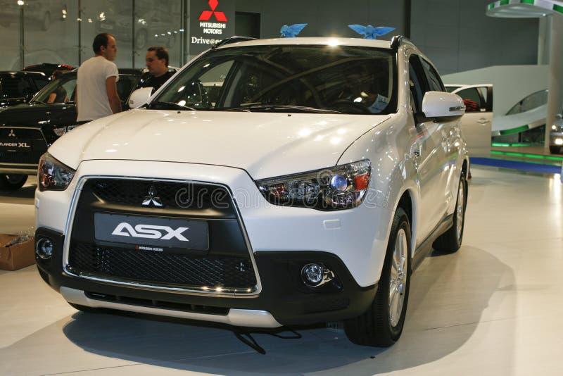 Mitsubishi ASX imagens de stock