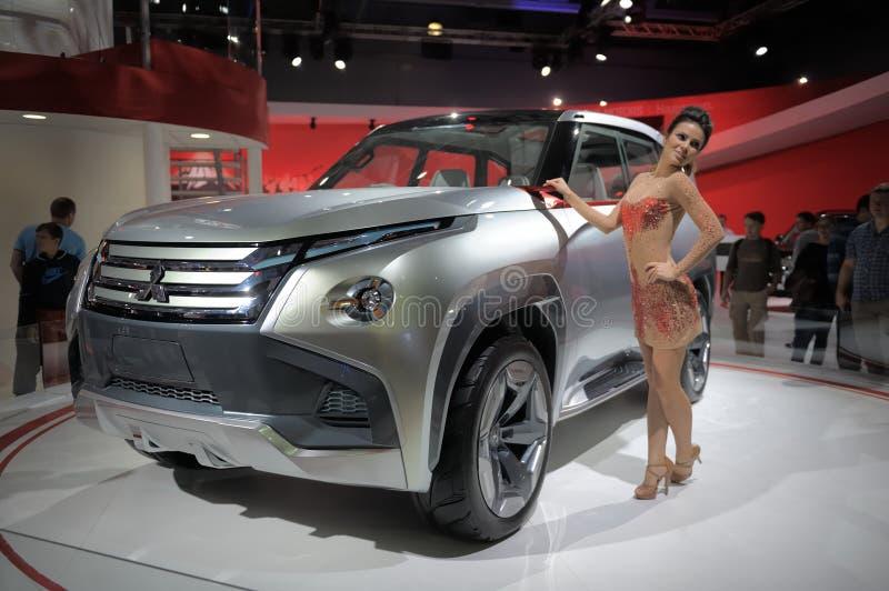 Mitsubishi GC-PHEV Concept royalty free stock image