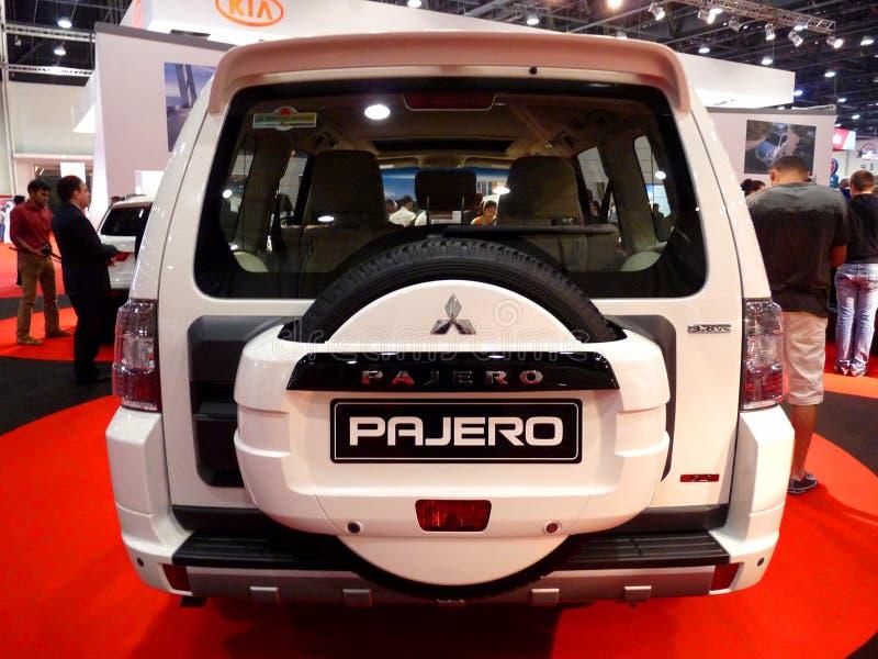 Mitsubishi Pajero fotos de stock royalty free