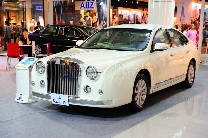 Download Mitsuoka GALUE-IV Editorial Photography - Image: 21057987