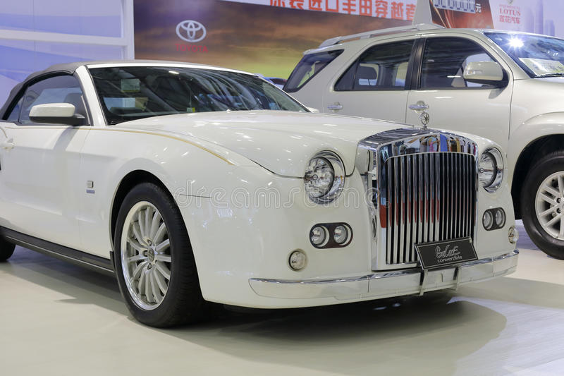 Mitsuoka galue sedan obrazy royalty free