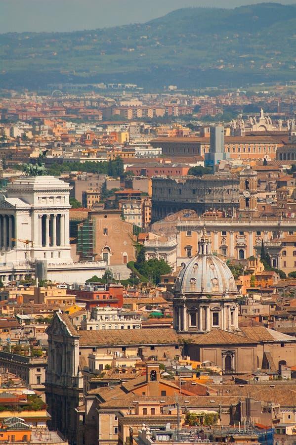 Mitt av Rome royaltyfri fotografi