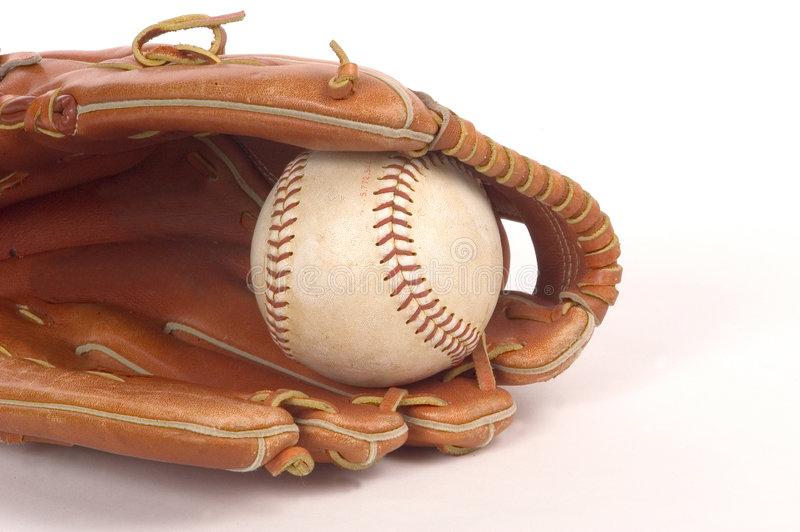 Download Mitt And Ball Stock Photography - Image: 9032