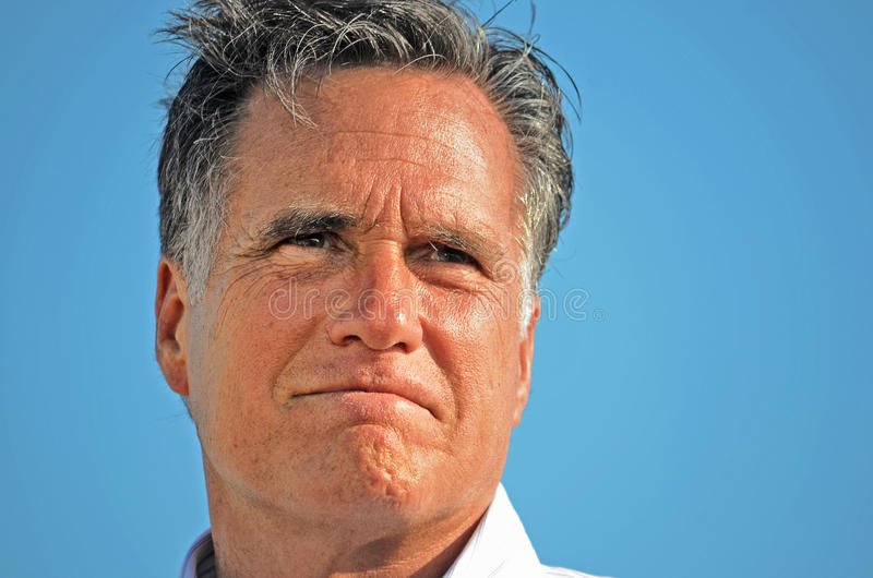 Mitt Romney stock photos