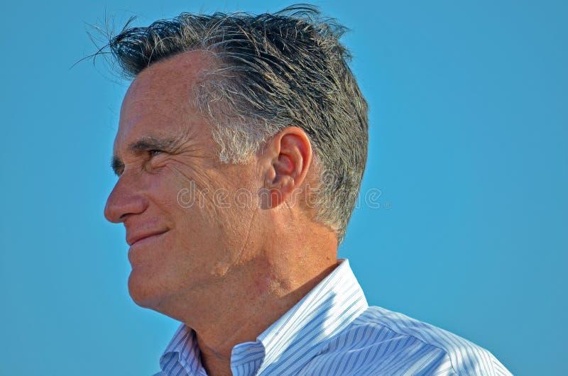 Mitt Romney royalty free stock photos