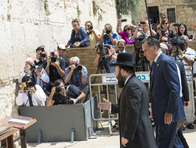 Mitt Romney royalty free stock photo