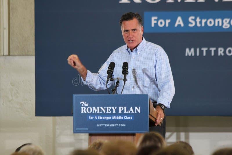 Mitt Romney fotos de archivo