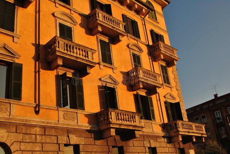 Mitte von Verona lizenzfreie stockbilder