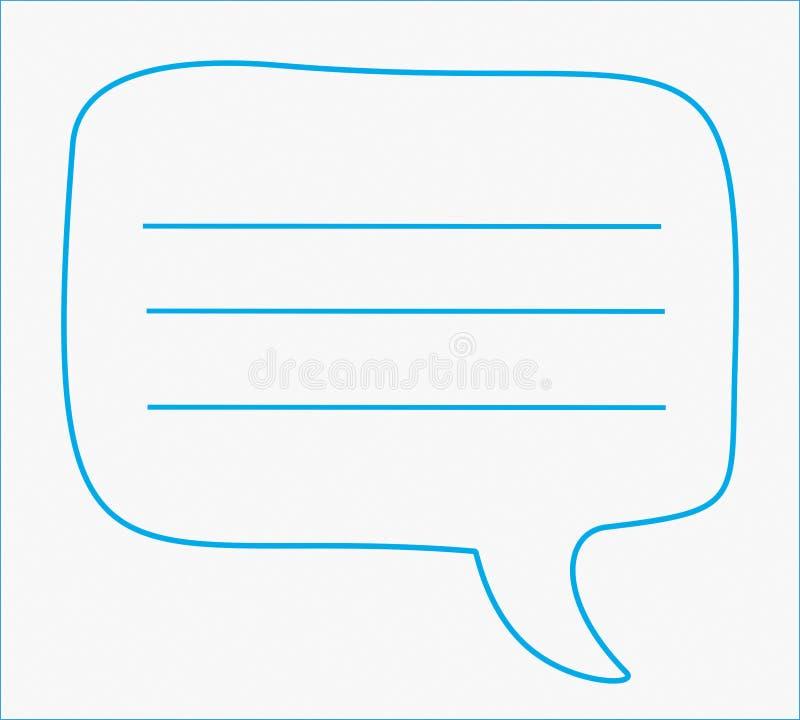 Mitteilungen auf sozialen Netzwerken über Telefon lizenzfreies stockbild