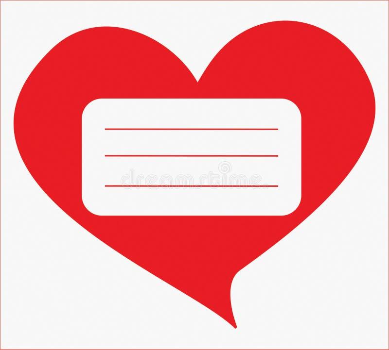 Mitteilungen lieben auf sozialen Netzwerken über Telefon stockbild