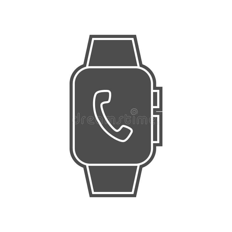 Mitteilungsaktualisierungsikone Element von minimalistic f?r bewegliches Konzept und Netz Appsikone Glyph, flache Ikone f?r Websi stock abbildung