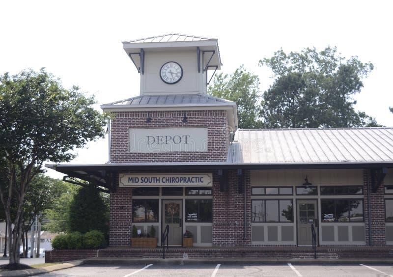 Mittel-Süden-Chiropraktik, Hernando, Mississippi lizenzfreie stockfotografie