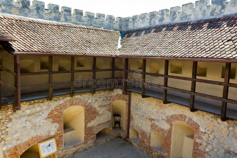Mittelalterliche Festung lizenzfreie stockfotos