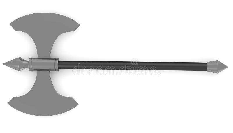 Mittelalterliche Waffe Rätsel
