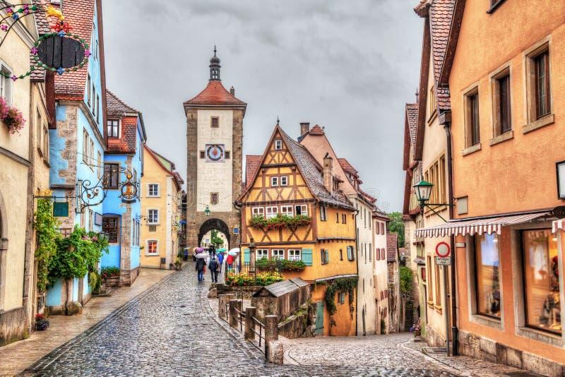 Rothenburg Wetter