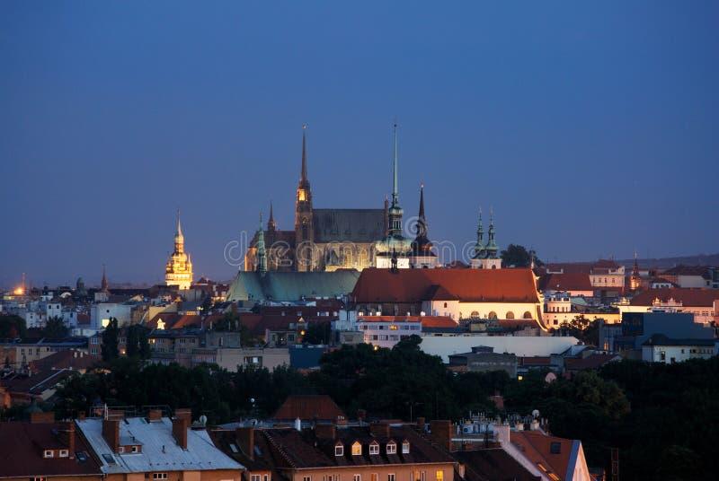 Mitteleuropa, tschechischer Repräsentant, Brno lizenzfreie stockfotografie