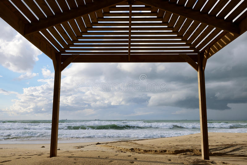 Download Mittelmeer stockbild. Bild von meer, blau, landschaft - 27726331