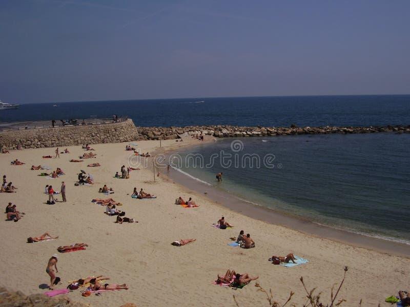 Mittelmeersommertag lizenzfreies stockfoto