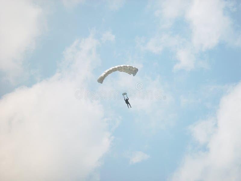 Mitten in der Luft stockfotos
