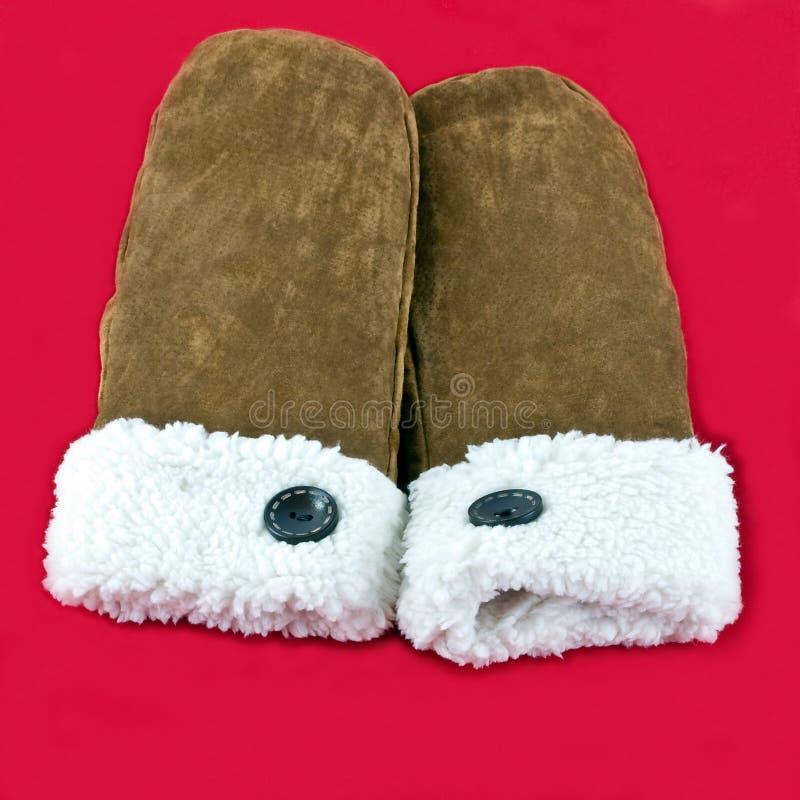 Download Warm mittens stock illustration. Illustration of season - 27240529