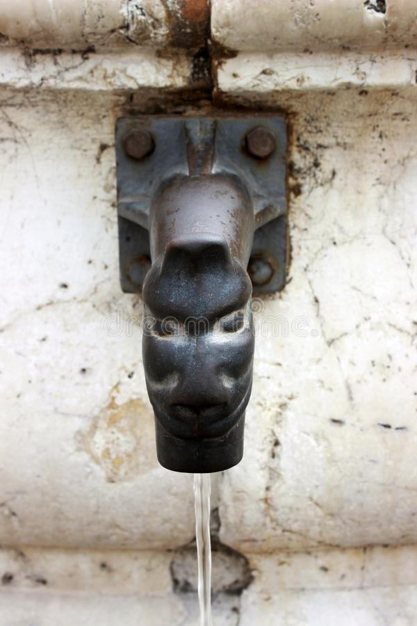 Mityczny basen Wenecja fotografia stock