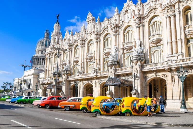 Mityczny Stary Havana obraz stock