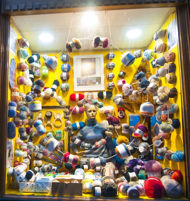Miudezas no Madri imagem de stock