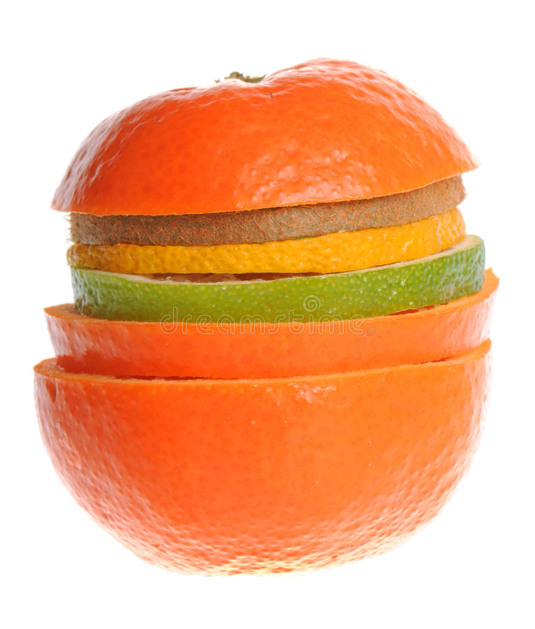 Download Mix Of Sliced Fruit Royalty Free Stock Image - Image: 17831226
