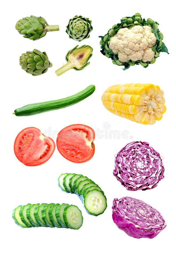 Download Mix vegetable stock photo. Image of brassica, finger - 27749820