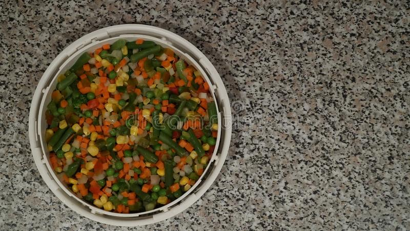 Mix of vegetables. Vegan food stock photos