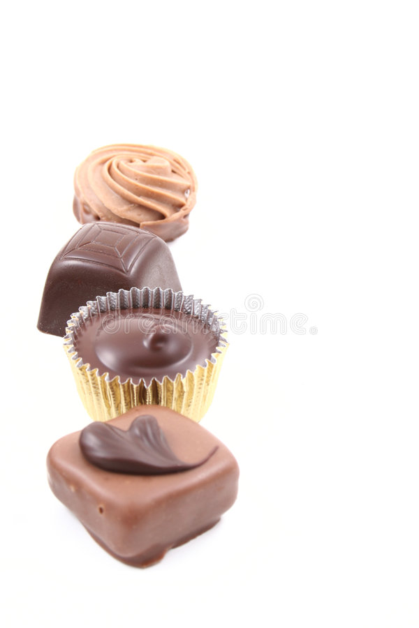 Download Mixed chocolates stock image. Image of candy, chocolate - 2316769