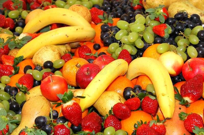 Download Mixed fruit stock photo. Image of fruit, color, display - 2474030