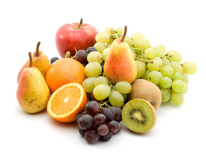 Mixed fruit stock photography