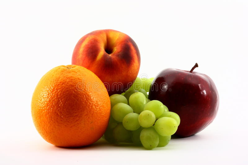 Mixed Fruits royalty free stock images