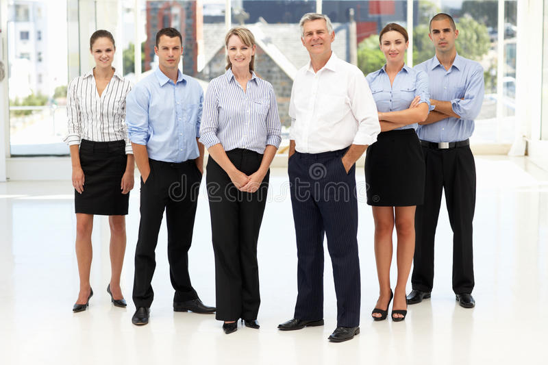 Download Mixed Group Of Business People Stock Image - Image: 20597899