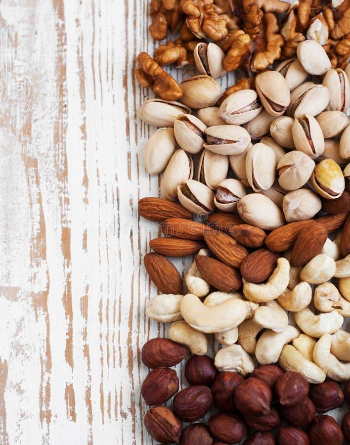 Free Mixed Nuts Stock Photos - 33657213