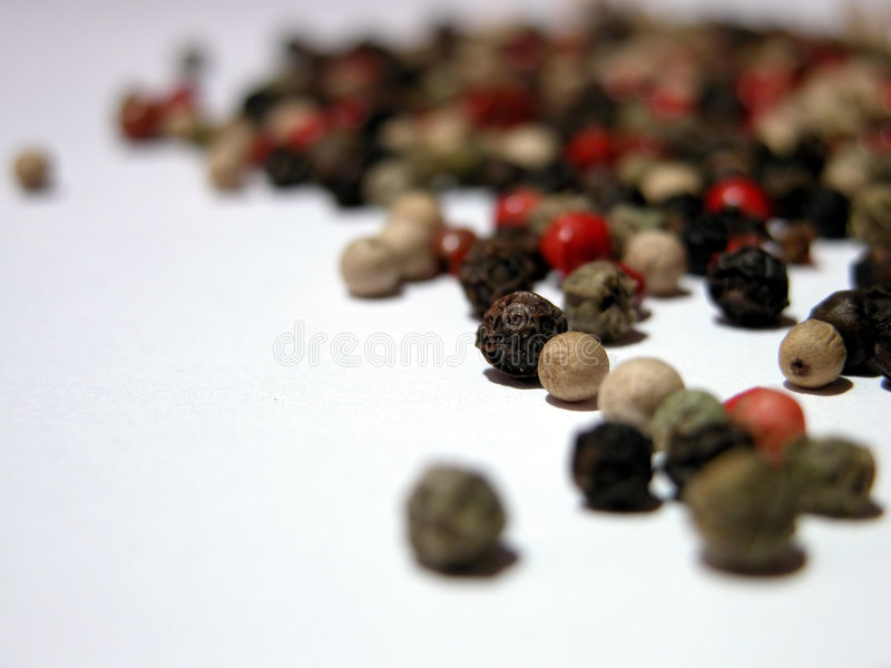 Mixed Pepper 2 royalty free stock photos