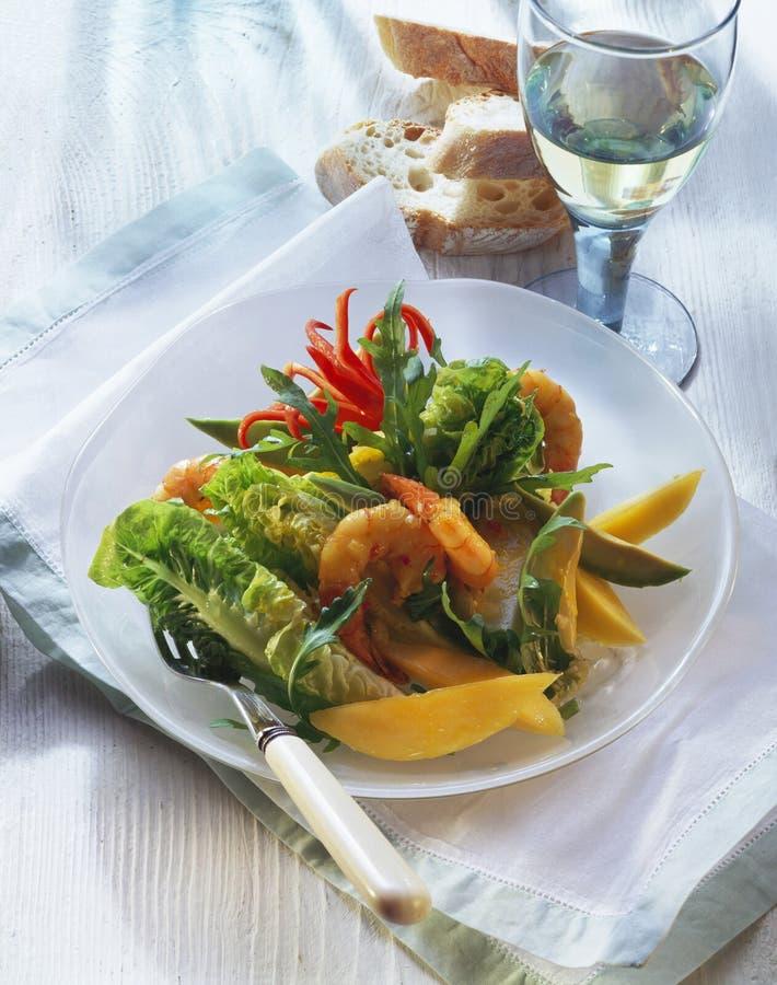 Free Mixed Salad Stock Photography - 7675082