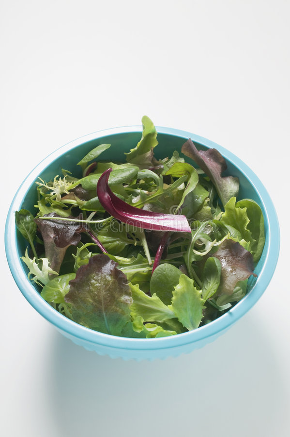 Download Mixed salad stock photo. Image of ingredient, outline - 7675716