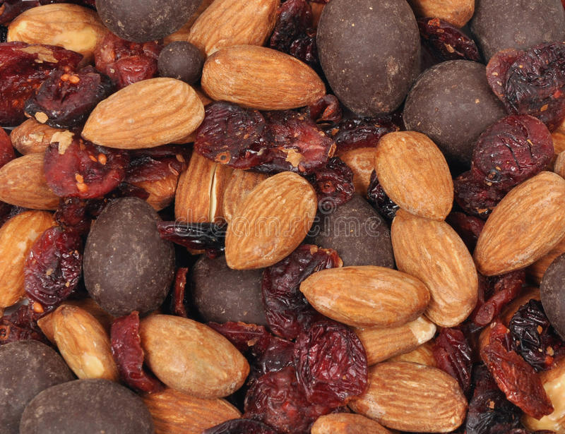 Download Mixed snack stock photo. Image of almonds, nuts, chocolate - 11112440
