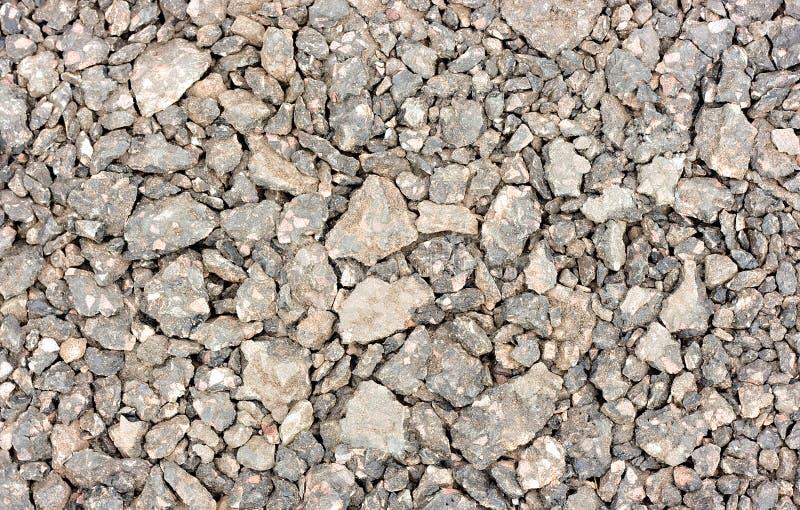 Mixed Stones, Shingle And Pebbles Stock Photos