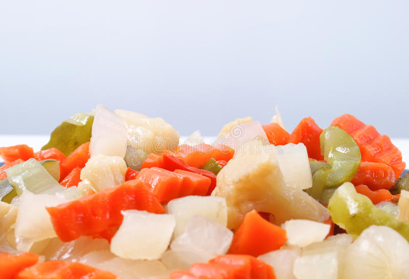 Download Mixed vegetables stock photo. Image of cauliflowers, courgette - 22884434