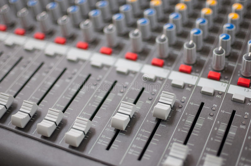 Download The mixer stock photo. Image of objects, mixing, media - 33000842