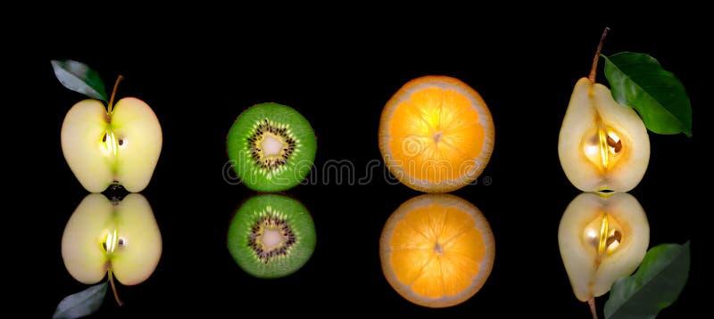 mixfruit 免版税库存图片