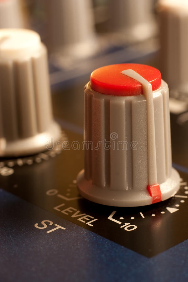Download Mixing board stock photo. Image of sound, knob, board - 16360000